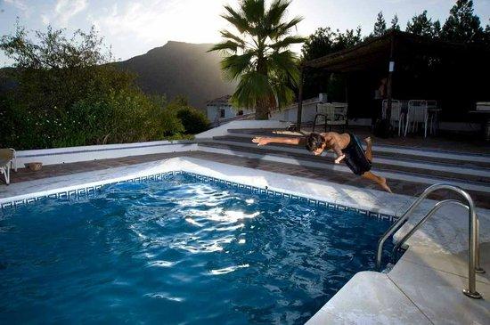 Finca la Campana : Piscina Swimming pool