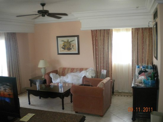 ClubHotel Riu Ocho Rios:                                     Suite 1161