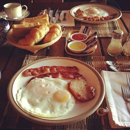 Le Prive Pattaya:                   Petit déjeuné