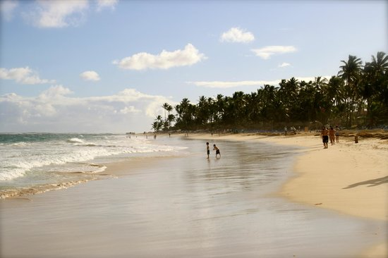 Occidental Caribe: La plage