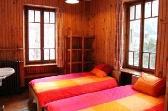 Gite le Belvedere: Twin Room