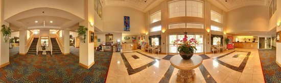 Quality Suites Lake Buena Vista: Lobby