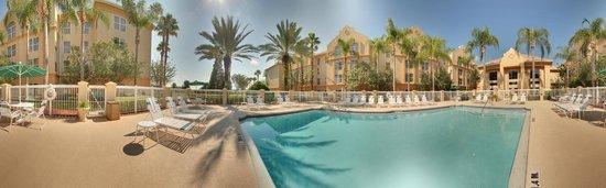 Quality Suites Lake Buena Vista: Pool