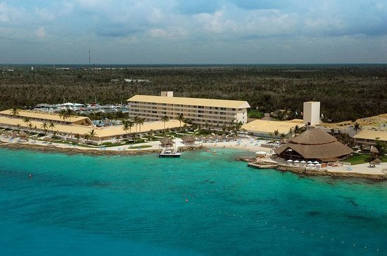 Presidente Inter-Continental Cozumel Resort & Spa: Hotel Exterior