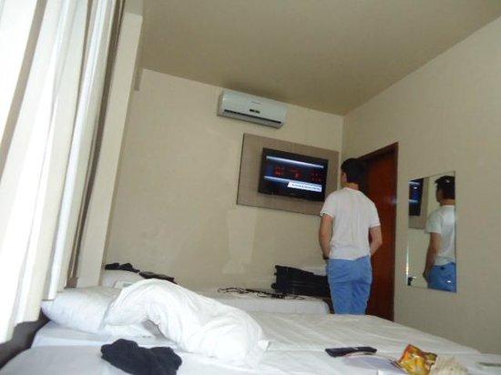 Hotel Villa Canoas:                   quarto quadruplo