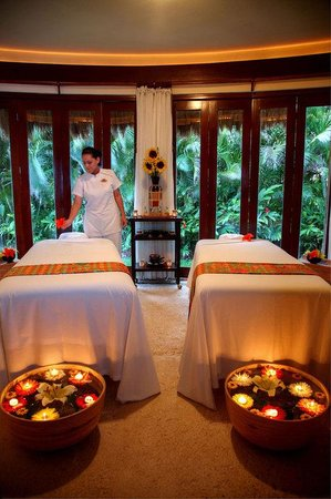 Presidente Inter-Continental Cozumel Resort & Spa: Massage room