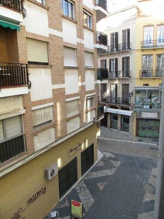 Exe Malaga Museos:                   Vistas