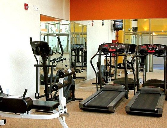 Novotel Mexico Santa Fe: Fitness Center