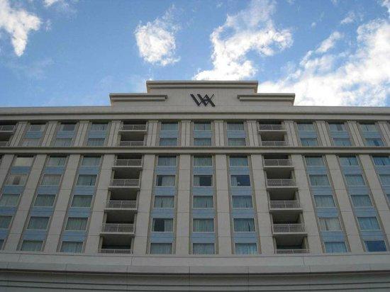 Waldorf Astoria Orlando:                                     front