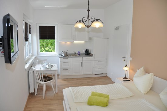 Pension Villa Blumegg: Studio 207