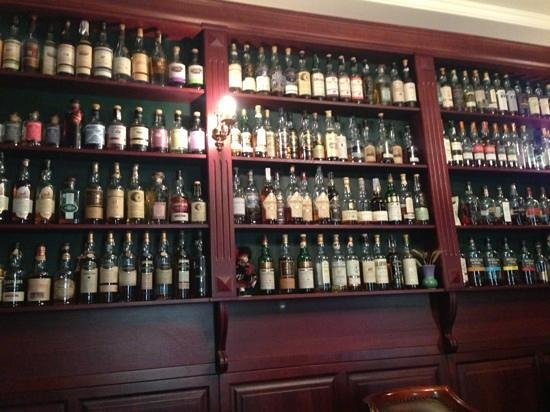 Corvin Pub:                   как вам коллекция виски?