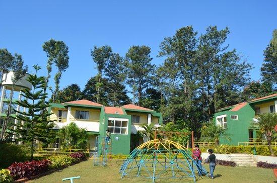 Resort picture of aptdc haritha mayuri resort araku - Araku valley resorts with swimming pool ...