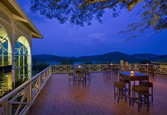 Gamboa Rainforest Resort: Terrace