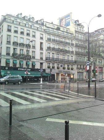 Ibis Paris Grands Boulevards Opera 9eme:                   Faubourg Montmartre