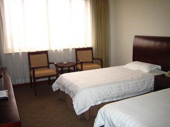 Jin Jiang Jin Sha Hotel: Guest Room