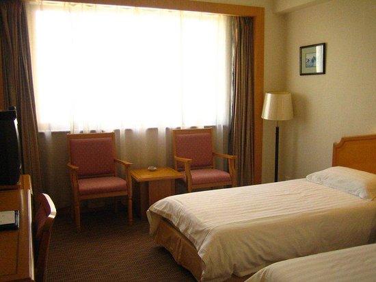 Jin Jiang Jin Sha Hotel: Standard Twin