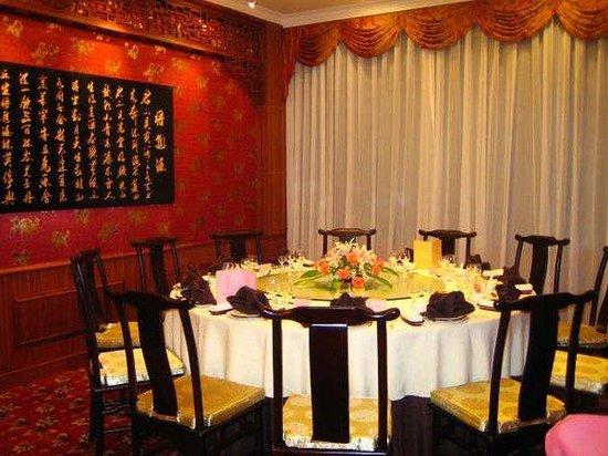 Jin Jiang Jin Sha Hotel: Restaurant