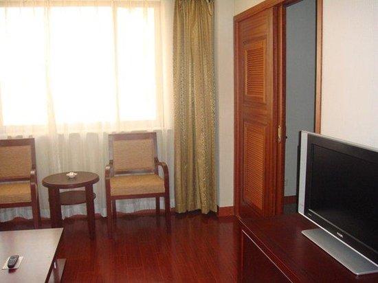 Jin Jiang Jin Sha Hotel: Superior Suite