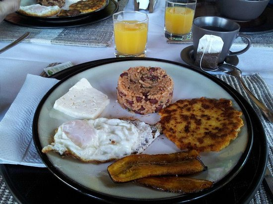Altura Hotel:                   Most delicious breakfast!
