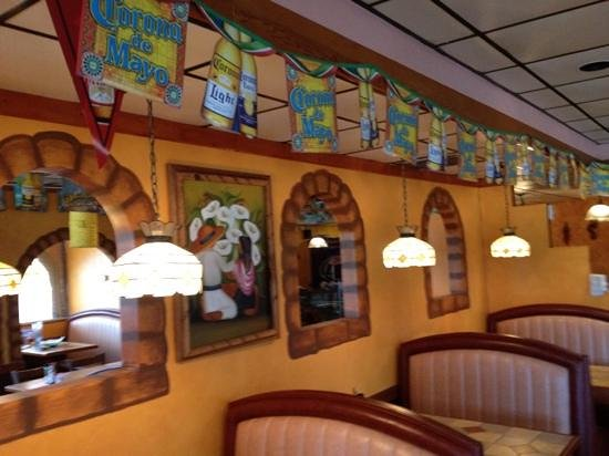 Habaneros 3 Mexican Restaurant:                   nice interior and clean. good atmosphere