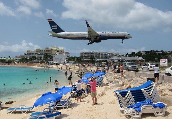 Terres Basses, St. Maarten-St. Martin:                   Simpson bay