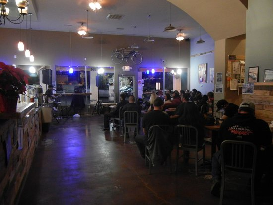 Cafe Bella Coffee:                                     hip hop competition