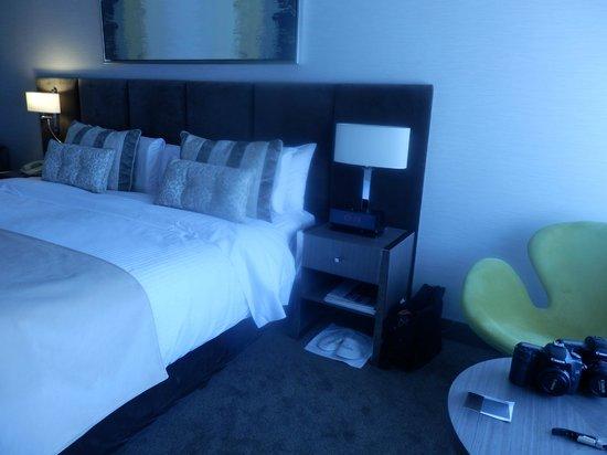 Recoleta Grand:                   la chambre