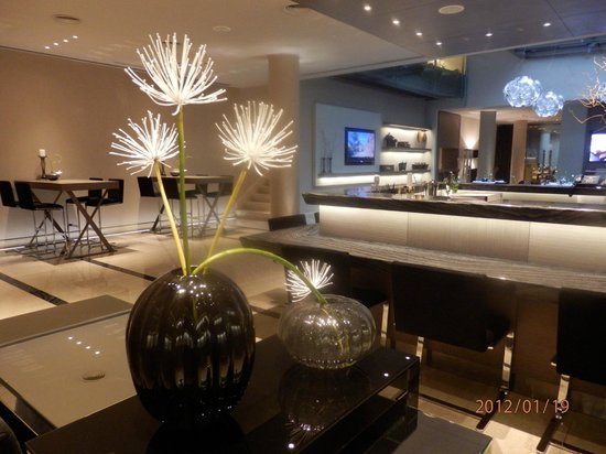 Recoleta Grand:                   décoration soignée