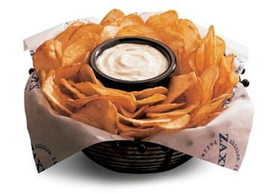 Zaxby's: Chips Zappetizer