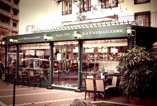 La Cremaillere: Our restaurant