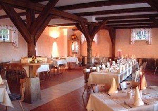Hotel Gut Voigtländer: Restaurant