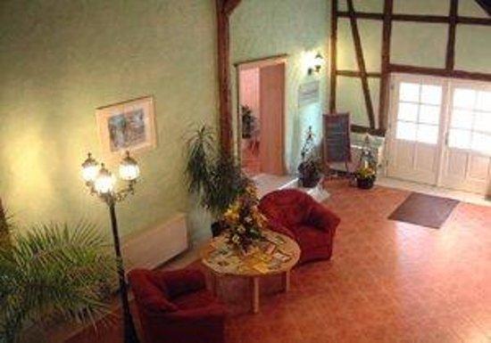 Hotel Gut Voigtländer: Lobby view