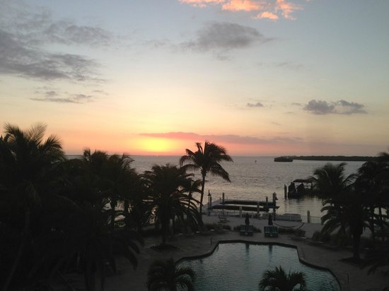 Sanibel Harbour Marriott Resort & Spa:                   amazing sunsets over the harbor