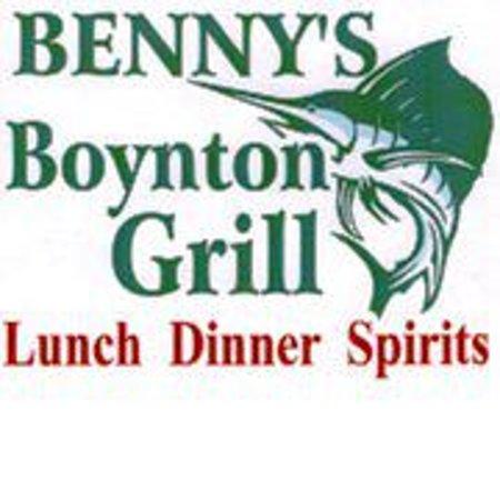 Boynton Beach, FL: Benny's Boynton Grill - Newly Remodeled with New Menu!