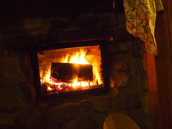 Karczma Jana:                   Warm oven in the cold winter night.
