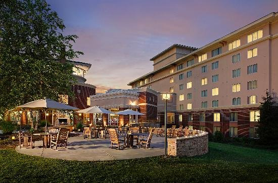 Kingsport, TN:                   MeadowView Conference Resort & Convention Center