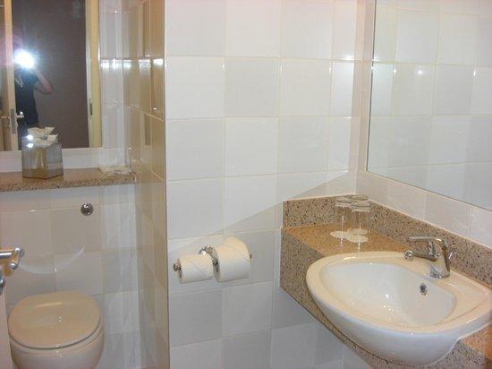 Maldron Hotel Parnell Square:                   bagno