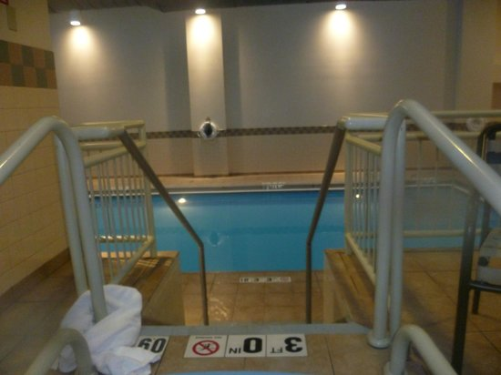 AC Hotel Chicago Downtown:                   piscina y jacuzzi