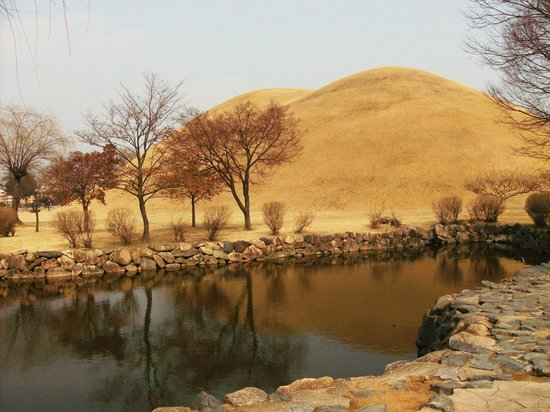 Daereungwon: Daerungwon - winter