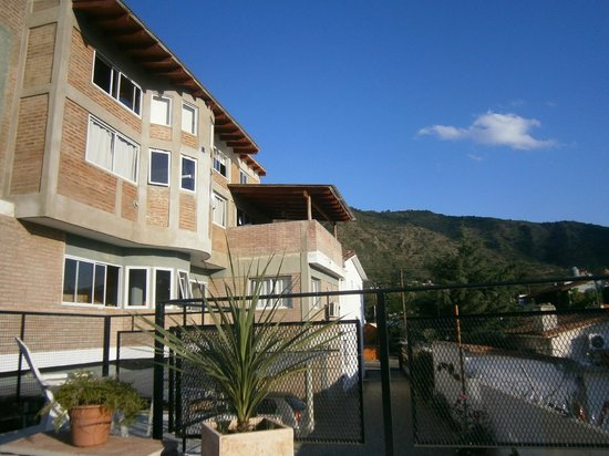 Hotel Altas Cumbres: El Hotel