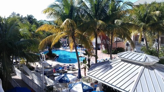 DoubleTree by Hilton Hotel Grand Key Resort - Key West:                   Poolbereich