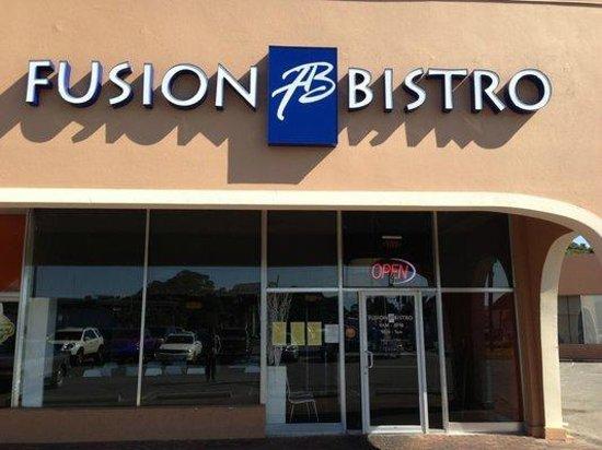Fusion Bistro Fort Walton Beach Menu Prices
