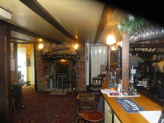 Brace of Pheasants: Pub area