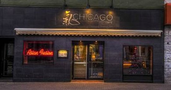 Chicago Cafe: New front