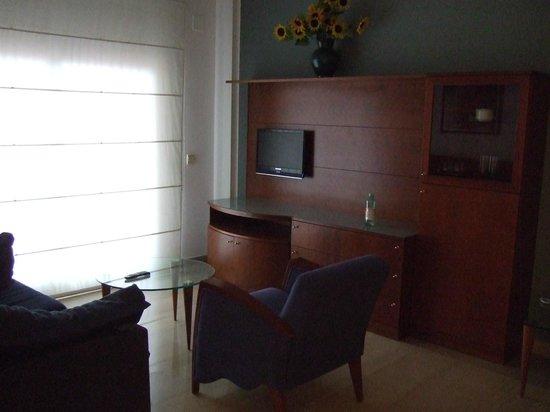 Aparthotel Napols: Il soggiorno
