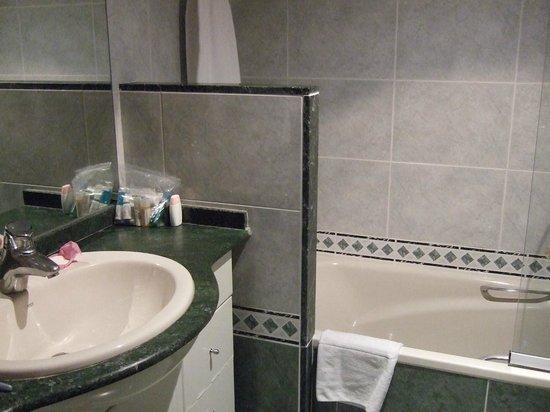 Aparthotel Napols: Il bagno