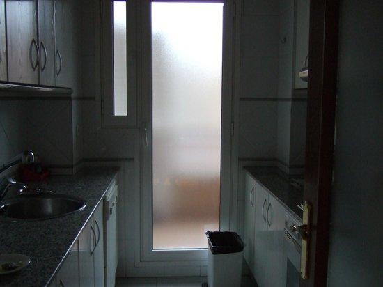 Aparthotel Napols : La cucina