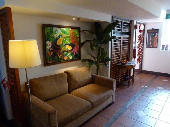 Perak Hotel: Reception