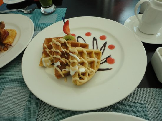 El Dorado Sensimar Riviera Maya:                   breakfast -attention to details