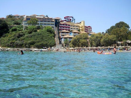 Zante Imperial Hotel Beach